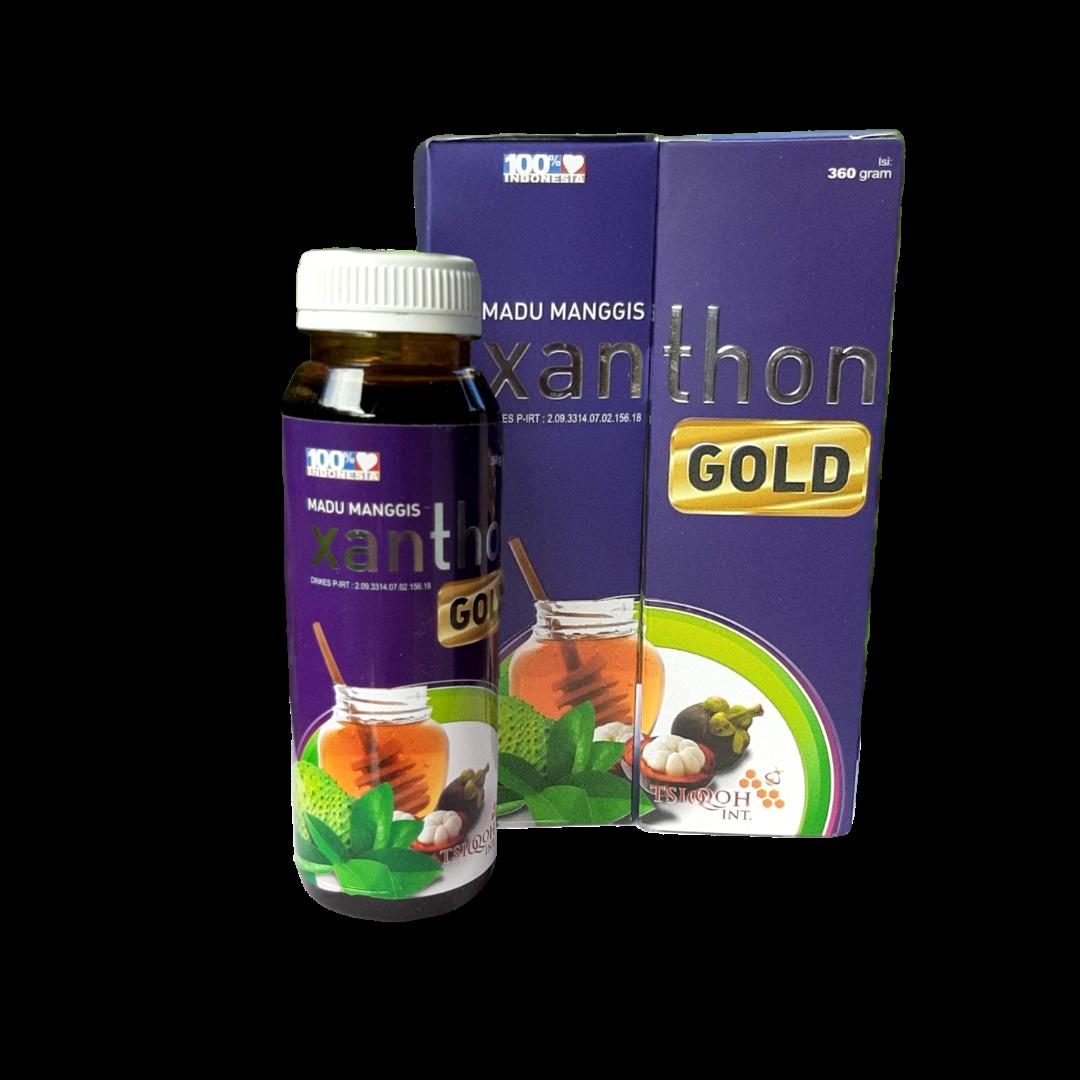 Madu Manggis Xanthon Gold